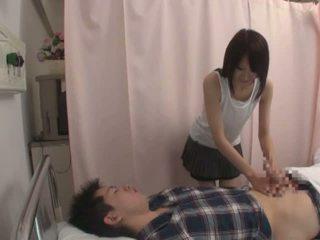 japonska, sexy, nurse