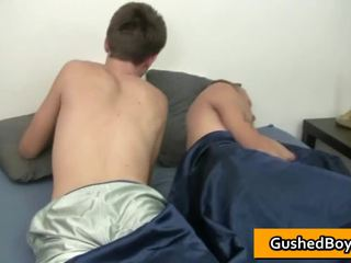 Justin And Jacob Homo Fucking And Engulfing Clip