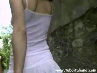 casting, amatoriale, italian