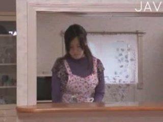 japanilainen, isot tissit, suihin
