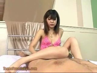 A Hand And Foot Job