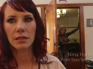 Retribution maitresse madeline taken ner dominated och anally körd av nina hartley