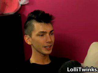 جذاب alex todd و colby london homo