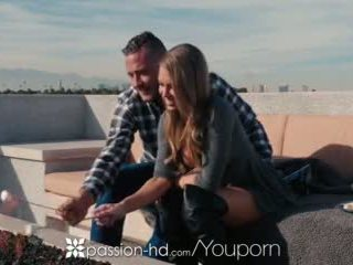Passion-hd - Newyears Fireworks by the Fireplace With Kendall Kayden Video