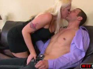 Alana evans encounters globoko analno zajebal