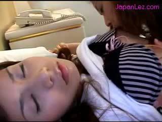 日本の, レズビアン, アジアの