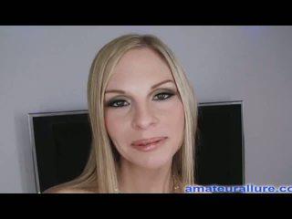Aimee addison première hardcore baise vidéo
