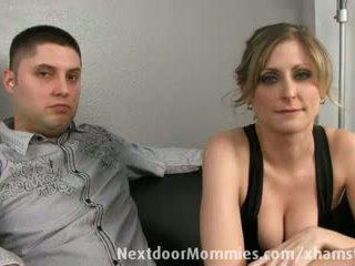 Guy ønsker hans kone banged av en svart kuk