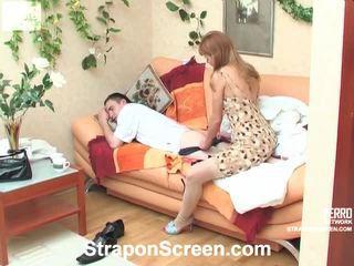 場景 的 randolph, connor, leonard 由 震動器 屏幕