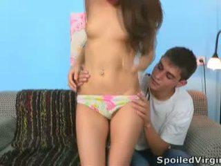 Two lads sugadinti the virgin už savo entertainment