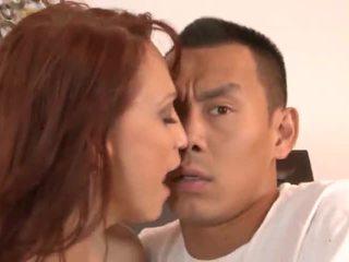 porn, reality, redhead