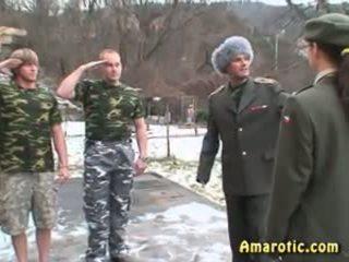 Rolle spille 6: militær sex