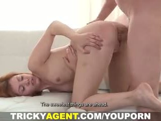 Tricky agent - eager cutie з potential