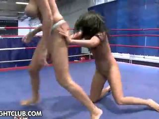 Nudefightclub geschenke madison parker vs janelle