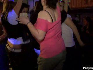 Yong tyttö perseestä kova jälkeen dance