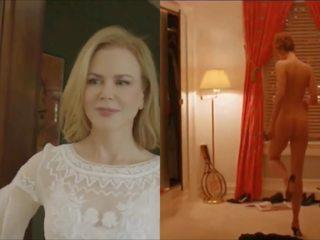 Sekushilover - Nicole Kidman Talk vs Nude Scenes: Porn 00
