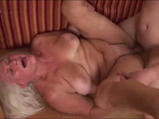 Blond grannyen r20