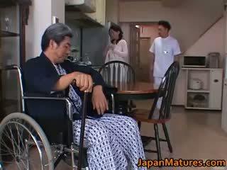 esmer, japon, grup seks