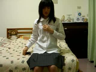Hairy Chinese Girl On Cam Video