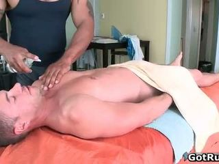Super sexy muscled hunk Axel gets