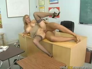 Breasty abby rode acquires ji mini muca nailed težko in takes impure cumblast