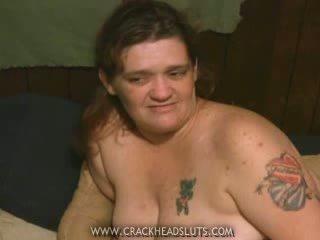 Crackhead STD Hot swap
