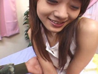 Attraente asiatico babes