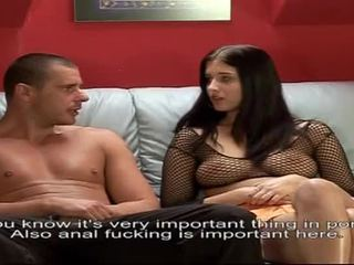 Brunette Fucks Her Ass With A Dildo Wh...