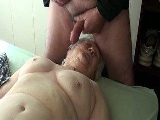 granny, surprise, 2on1