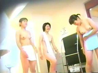 Japan Changing Room Voyeur Video