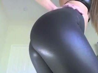Karštas baltas mergaitė duoti šikna erzinti