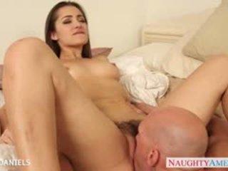 brunette, big boobs online, see babe most