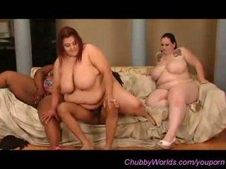 bbw, swingers, tetek besar
