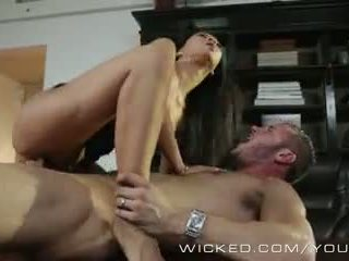 Wicked - Asa Akira gets fucked in the office