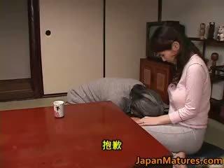Juri yamaguchi anal creampie model gives part6