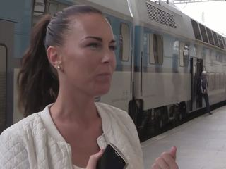 Bitchesabroad - Travelling European Babe in Hard Fuck