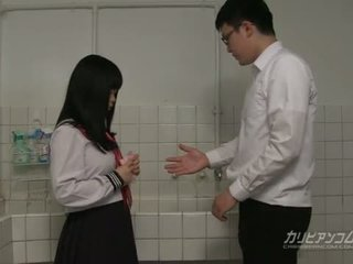 student, japanese, blowjob