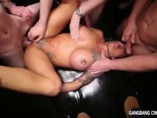 cream pie, gang bang, anal