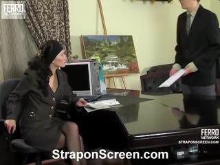 Irene ja ernest kiimas strapon film