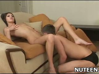 Guy fucks teşhirci tugjob