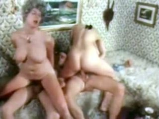 Vintage Foursome: Free Big Boobs Porn Video 63