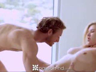 Passion-hd блондинки тийн sucks guy като той shaves