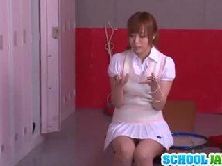 Yuu namiki miela azijietiškas mergaitė, kas yra addicted į seksas