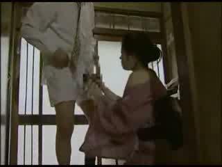 일본의 주부 에 kimono 엿 비디오