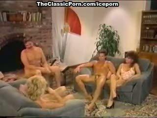 Dana lynn, nina hartley, ray victory į vintažas porno filmas