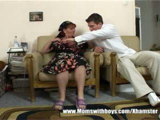 בוגר גברת rewards נער ל ניקוי