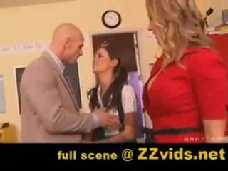 Angelina Valentine Avy Scott - Big Tits At School Www. Zzvids. Net