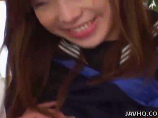 かわいい 日本語 女子生徒 ファック アット ホーム