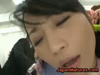 Dojrzała natsumi kitahara w gorące azjatyckie homosexual 14 przez japanmatures
