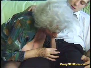 lama, berusia, nenek